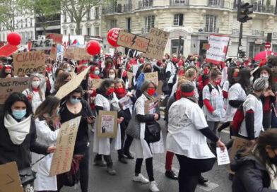Journée du 5 mai 2021 / Une étape / La mobilisation doit continuer